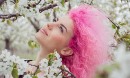 Worried about colouring your hair after COVID? Remember the Allergy Alert Test (AAT)